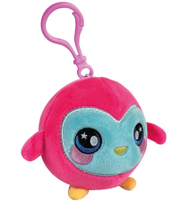 clip on owl